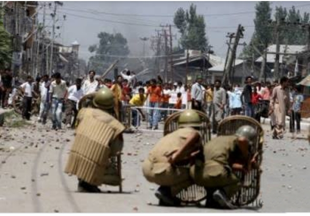 Article 370 scrapped from Kashmir