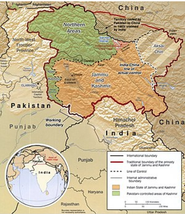 China gets worried for Aksai Chin after Article 370 gets abrogated