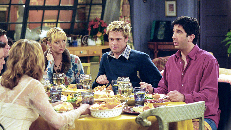 "Thanksgiving and ""FRIENDS""- Let's cherish them again https://thefrend.com/"