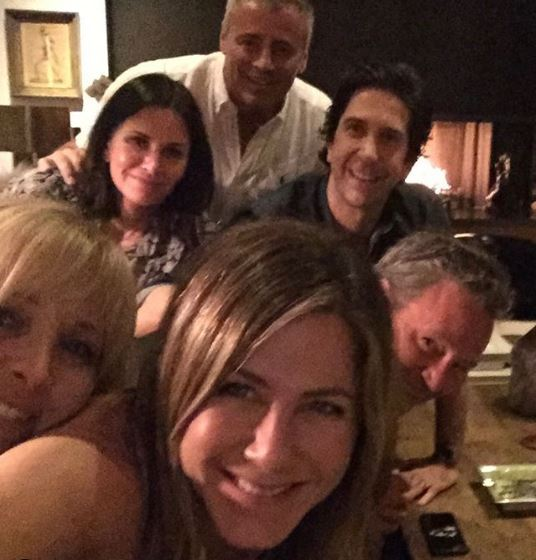 Friends Reunion Special is finally in development...