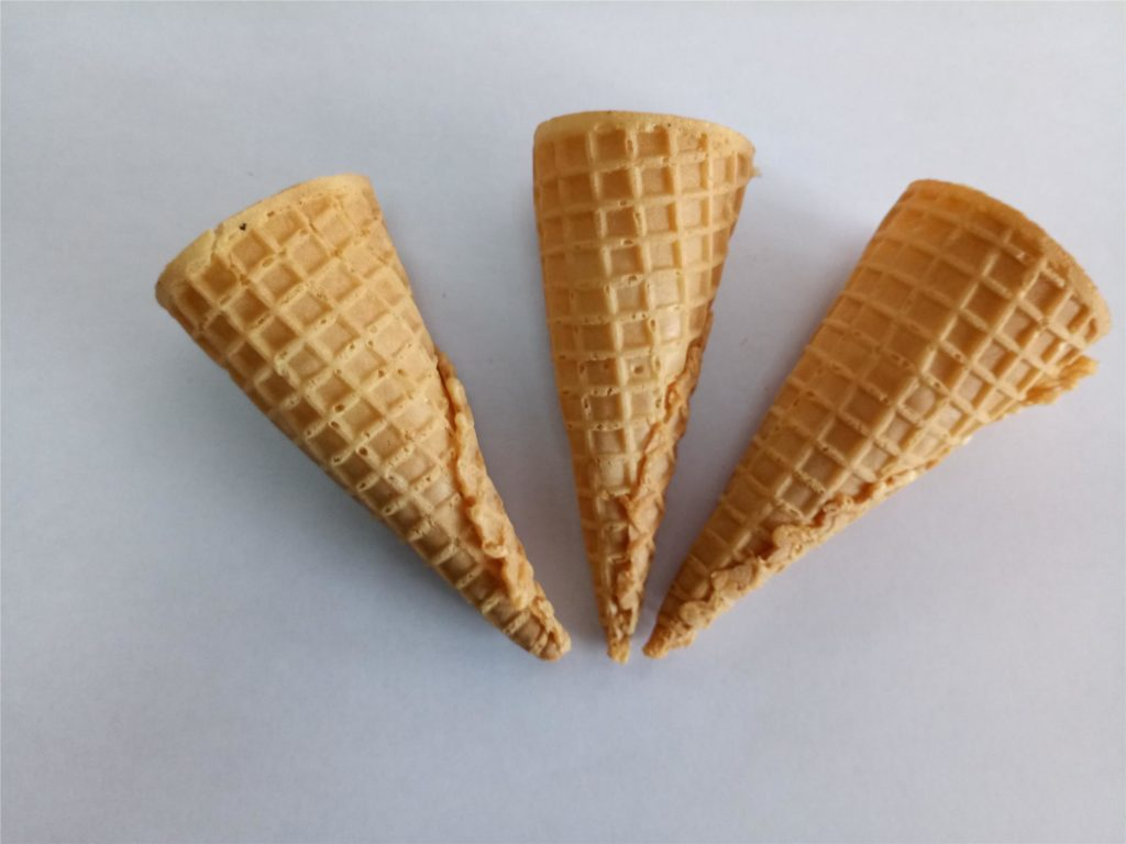 Inventions -  Ice Cream Cones - thefrend