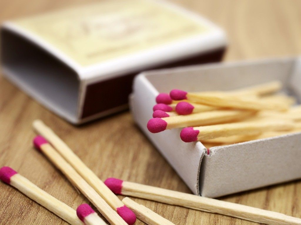 Inventions -  Matches - thefrend